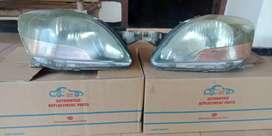 1 set lampu bekas vios gen 2