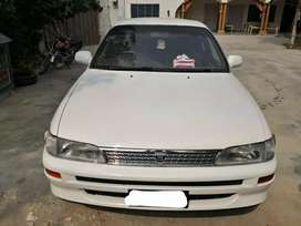 Toyota corolla 95 model on best installment