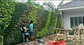 Jasa pwmbuatan vertikal garden