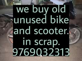 we buy old gusto all scooter we buy in scrap