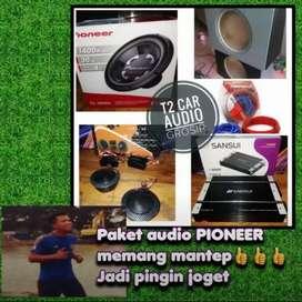 Ajib bosku PAKET AUDIO PIONEER mantep mumer harga grosir surabaya