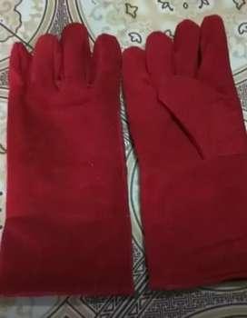 Glove sarung tangan las kulit 14