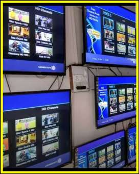 """32""""FULL HD Rs=9500/- 2year wrnty sony,Samsung imported led TV Delivery"""