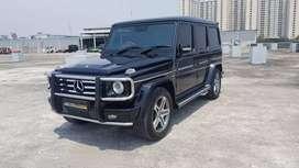 Mercedes benz G55 AMG 2011 black