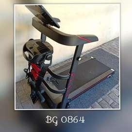 Treadmill Elektrik Kyoto Tek. Jepang // Oswald DR 18C58