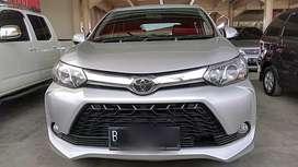 [Dp Minim] Toyota Avanza Veloz 1.5 At 2017 silver MOBIL TERAWAT