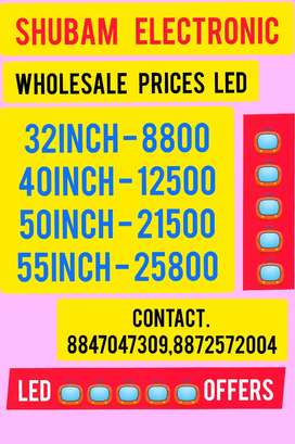 Wholesale led heavy discount today