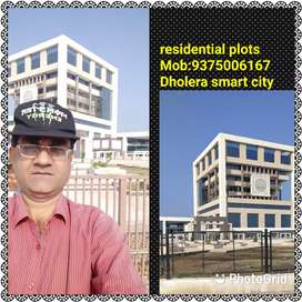 Dholera smart city residential plot