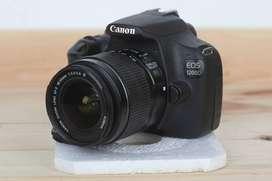 Canon EOS 1200D kit 18-55mm III