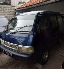 Suzuki Realvan DRV 2004