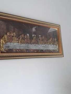 Jual lukisan Perjamua Kudus