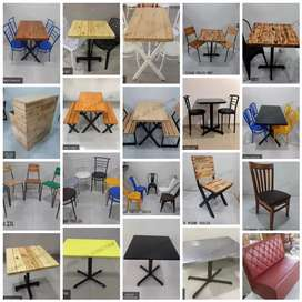 CAFE HOTEL TABLE/CHAIR/CASH COUNTER/SOFA/FURNITURE (MANUFACTURER) DAF