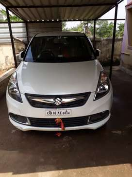 Maruti Suzuki Swift Dzire 2017 Petrol 35000 Km Driven
