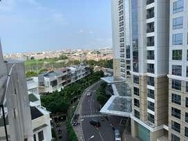 Disewakan apartement kemayoran privat lift tower bulgari