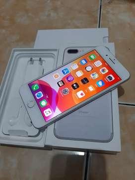 jual iphone 7+ 128 mulus inbox bisa tt