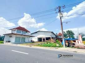 Dijual Gudang Tepi Jalan Outer Ringroad, Cocok Pabrik, Workshop