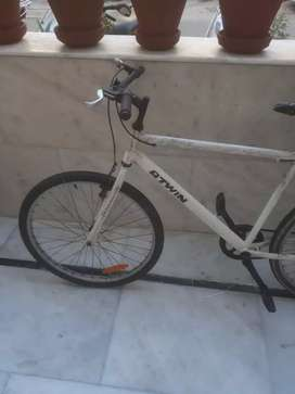 I bought this cycle 3 year ago.(BTWIN)