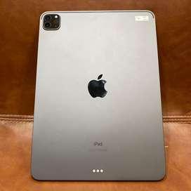 Ipad pro gen 4 11 inch 256gb gray wifi only like new