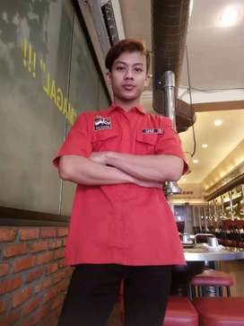 Pengalaman restaurant...