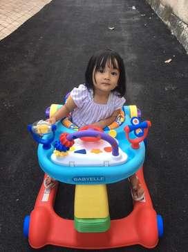 Baby walker Babyelle 2in1 0188