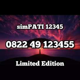 Nomor cantik simPATI Loop angka urut 12345 Telkomsel berkualitas