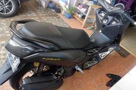 Yamaha nmax 2019 hitam doff