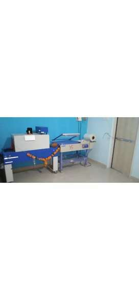 Sink packing machine for notebook 6 month older costing 50000