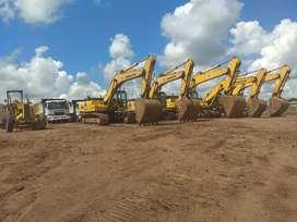 PC300 Excavator