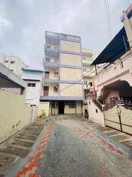 2 BHK + Balcony - 30,000 deposit - behind Christ College