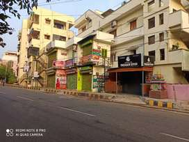 Shop for rent in first floor near kailasigiri junction