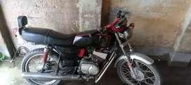Yamaha rx100 urgent sell