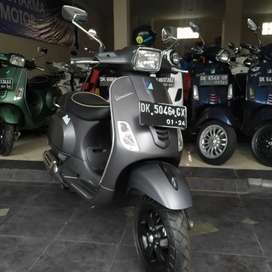 Vespa S 125 iget registrasi 2019 UD BALI DHARMA MOTOR