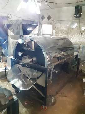 Mesin Sangrai Kopi atau Kacang Kap. 100kg/proses