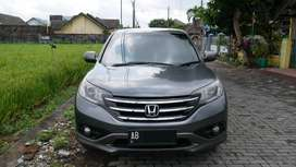 H. All New CRV 2.4 Prestige 2013 SUV, bs kredit
