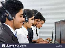 hiring telecaller for topsia location male & female education industry
