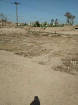 Resedetal plot for sale. Garden town