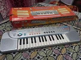 CASIO Electronic Keyboard SA - 45