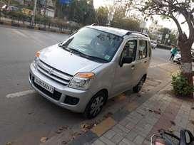 Maruti Suzuki Wagon R Wagonr VXI + AMT, 2009, Petrol