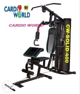 New Homegym for full body workout in cardioworld