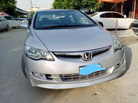 Honda Civic VTI Oriel Manual Transmission