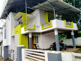 thrissur aanakale 5,500 cent 3 bhk stylish villa
