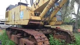 Excavator Komatsu PC 650