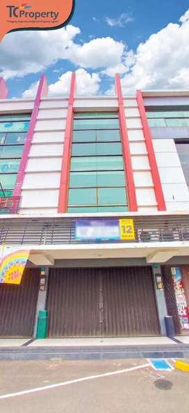 Disewakan Ruko di Tangcity Mall - Posisi pinggir Jalan Raya Perintis