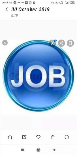 Dear candidates need all kind of freshers fir part time job