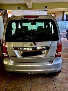 Maruti Suzuki Wagon R 2017 Petrol Good Condition