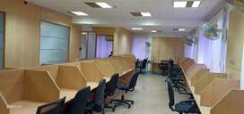 Nungambakkam fully furnished office rent 3515sqft 50 w/s