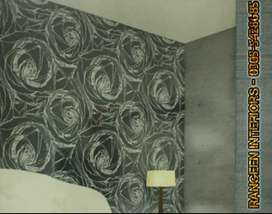 Wallpaper Starting From 2500 With Fitting