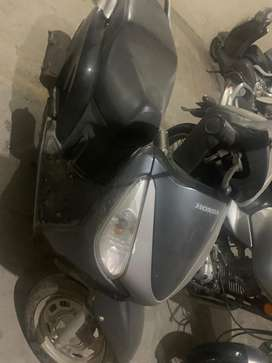 Urgent sale of scooty