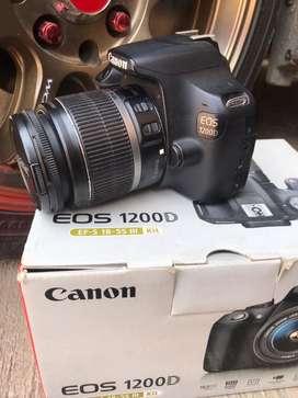 Canon 1200D normal
