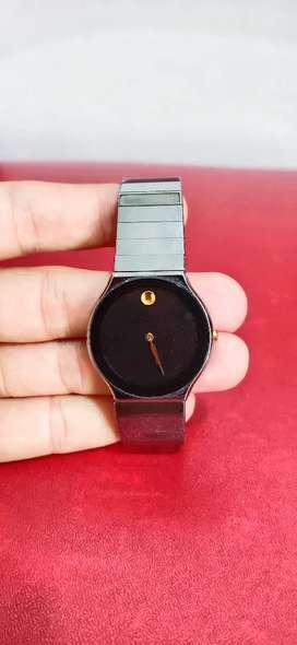 Dijual Jam Tangan Swiss Fareline Original 99% Bagus Size D3cm